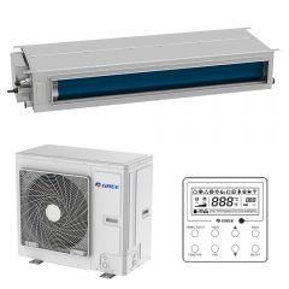 Sistem Aparat de aer conditionat tip duct Gree Ultra Thin R32 GUD35P-A-T-GUD35W-NhA-T Inverter 12000 BTU