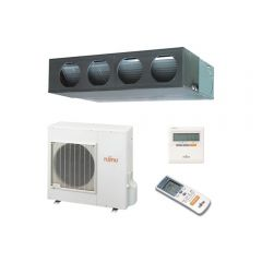 Sistem complet Aer conditionat tip duct Fujitsu ARYG24LMLA-AOYG24LALA Inverter 24000 BTU