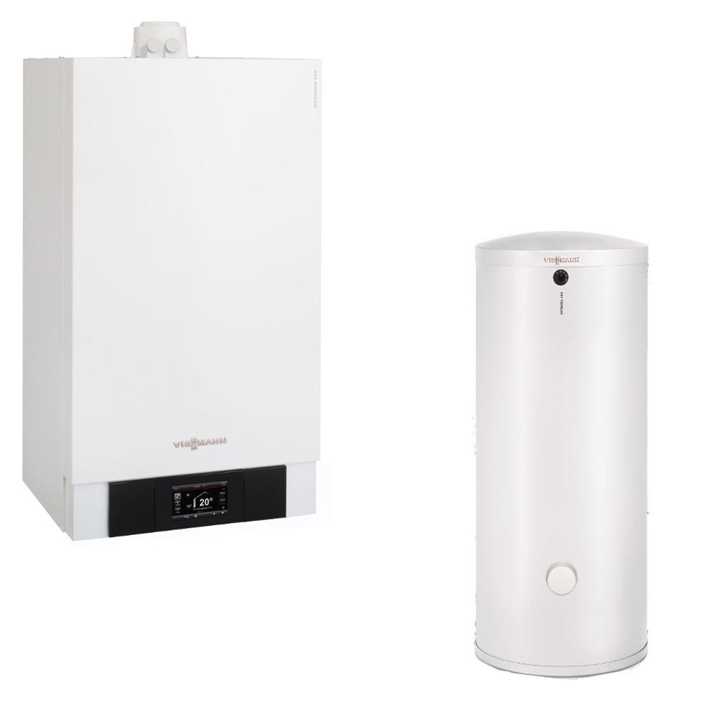 pachet centrala termica viessmann vitodens 200 w 26 kw cu. Black Bedroom Furniture Sets. Home Design Ideas