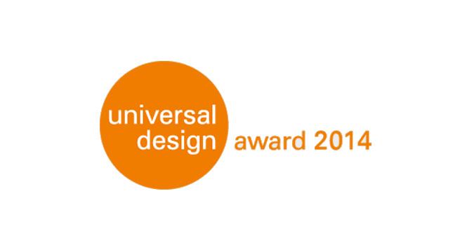 Universal design award 2014