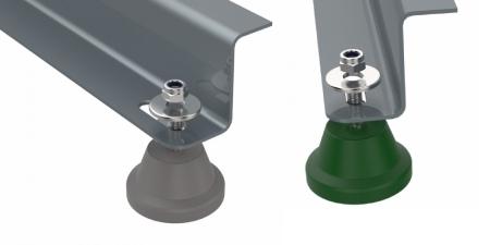 Amortizoare vibratii Senor SE-C pentru unitati exterioare