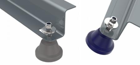 Amortizoare vibratii Syoko SE-C pentru unitati exterioare