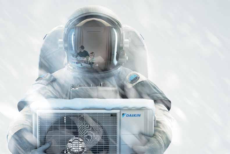 Daikin Comfora - solutii optimizate pentru incalzire - Optimised Heating 4