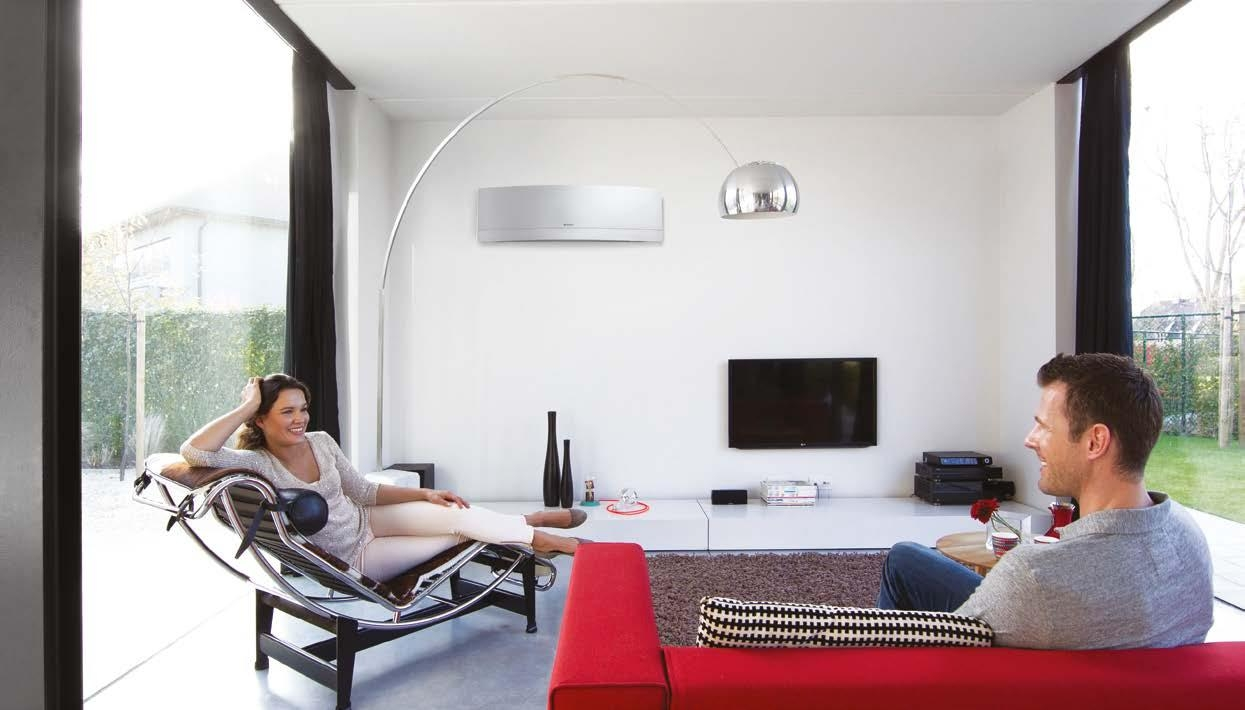 Aparat aer conditionat - Daikin Emura - design interior