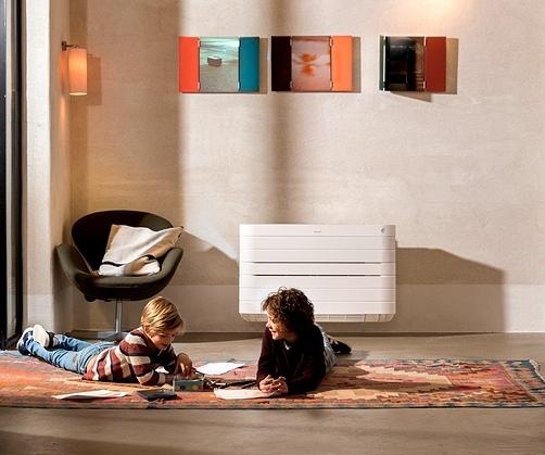 Aparat aer conditionat - Daikin Nexura FVXG - design interior