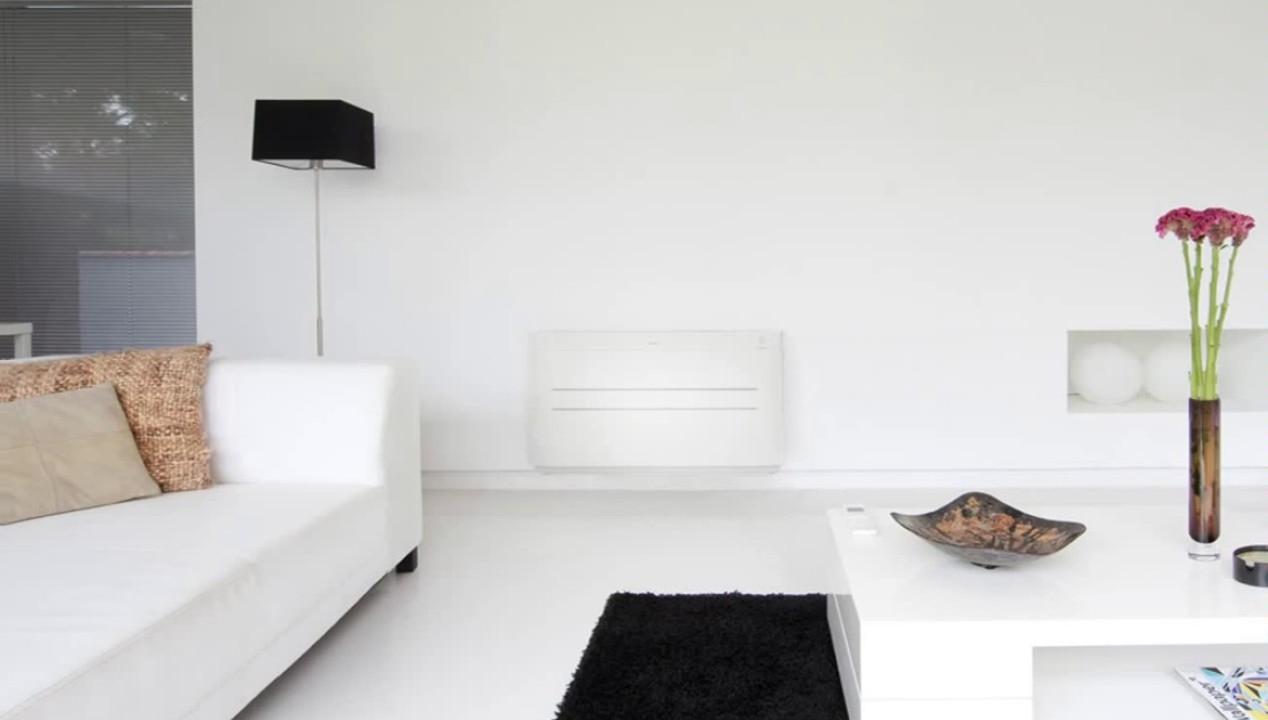 Aparat aer conditionat - Daikin Nexura - design interior