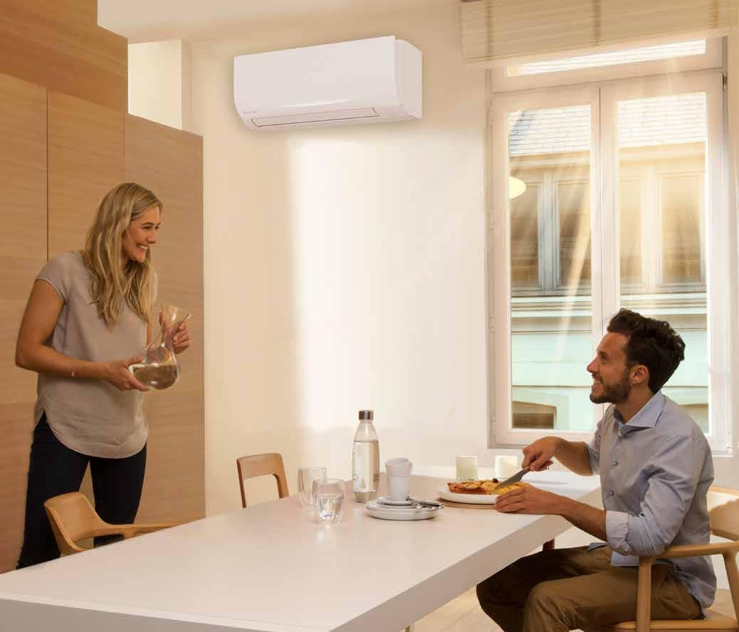 Daikin Sensira FTXC-RXC aer conditionat - design interior