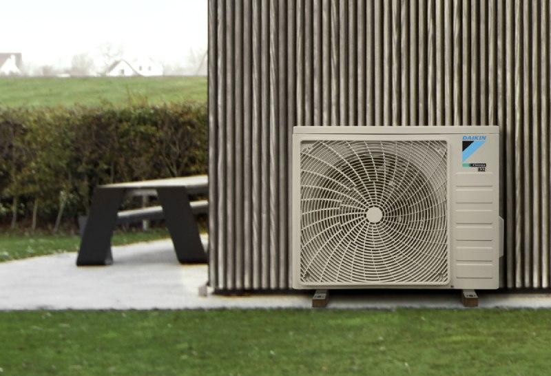 Daikin Sensira FTXC-C+RXC-C - aparat aer conditionat - ambient exterior