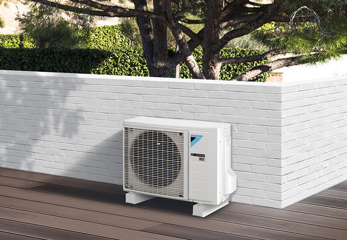 Daikin Stylish FTXA-BT+RXA-A - aparat aer conditionat - ambient exterior