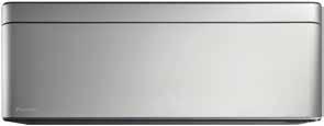 Daikin Stylish FTXA-RXA silver