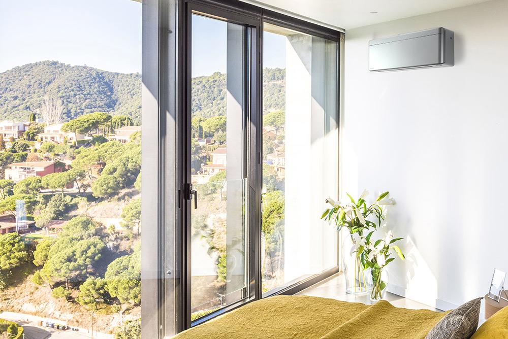 Aparat aer conditionat - Daikin Stylish FTXA-RXA Silver - ambient interior