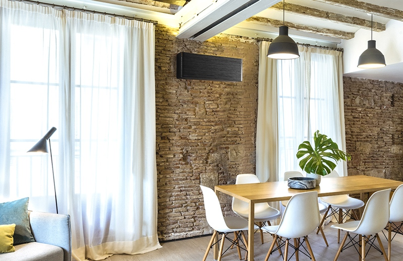 Aparat aer conditionat - Daikin Stylish FTXA-RXA Blackwood - ambient interior