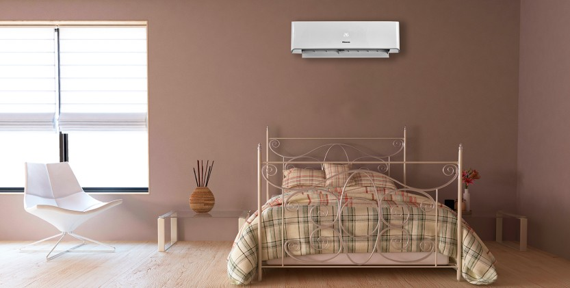 Aparat de aer conditionat Hisense Energy - ambient interior