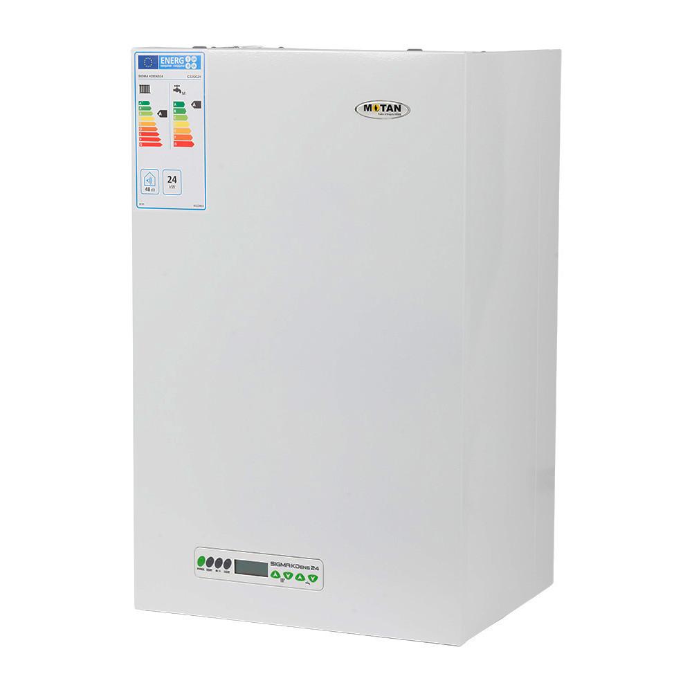 Centrala termica in condensatie Motan SIGMA KDENS24 24 kW pentru preparare ACM si incalzire