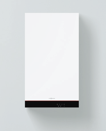 Centrala termica in condensatie cu touchscreen Viessmann Vitodens 050-W tip B0KA