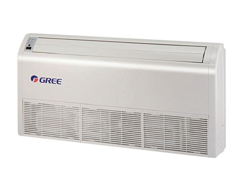 Aer conditionat Gree 24000 BTU inverter tip pardosealatavan GTH24K3FI-GUHD24NK3FO