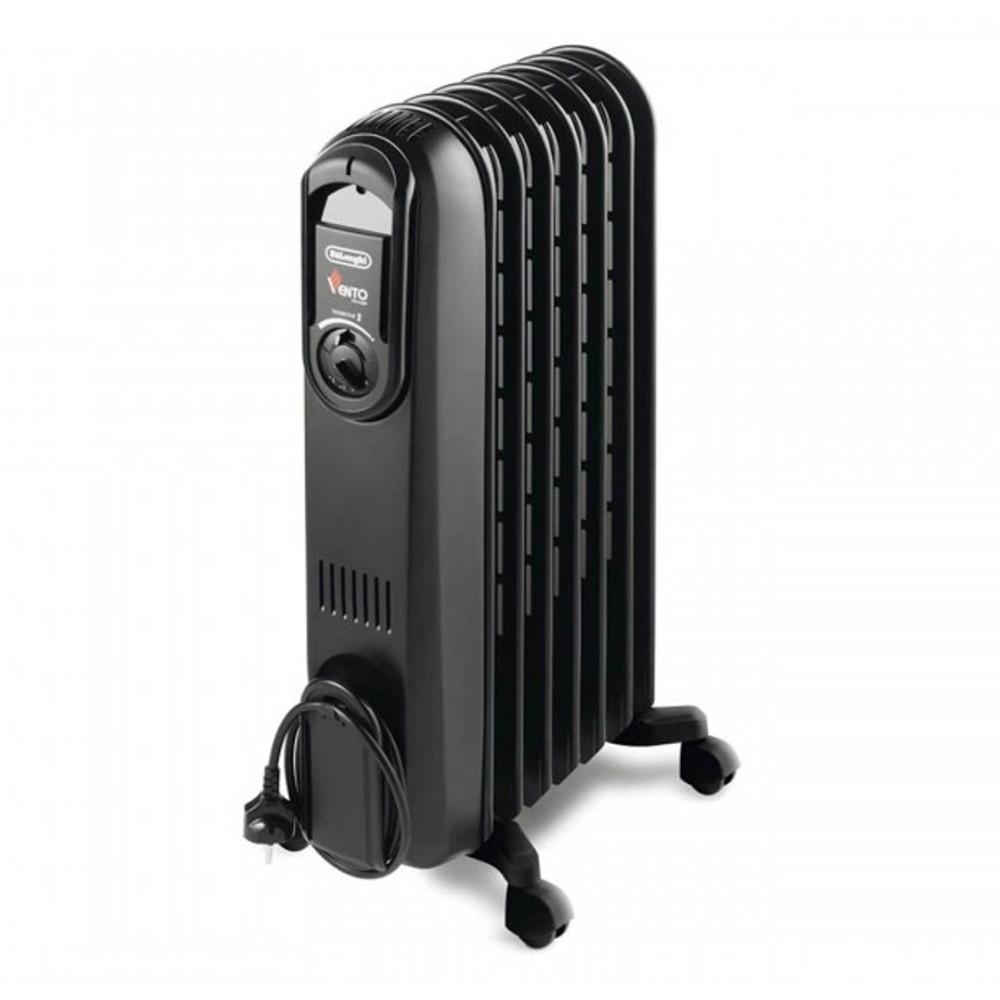 Radiator Electric DeLonghi Vento Black V550920.B 2000W