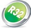 Refrigerant Ecologic R32