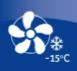 Racire la -15 grade celsius