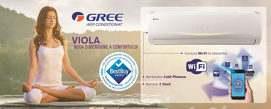 Aparat de aer conditionat Gree Viola A3