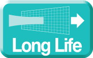 Long life filter