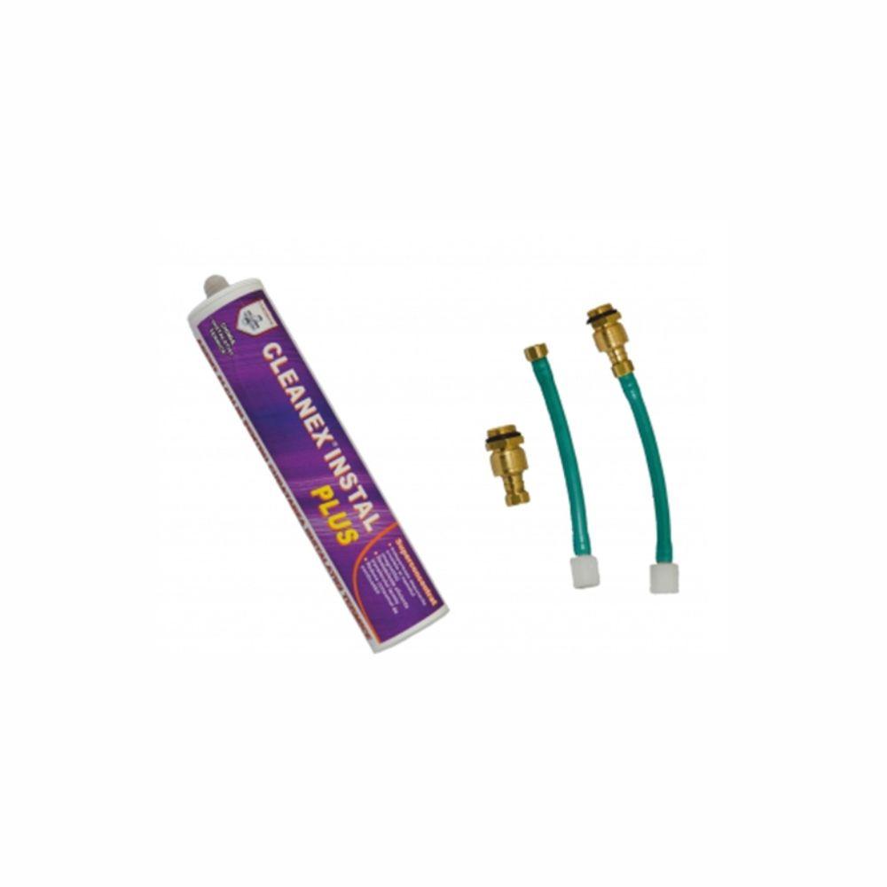 Agent alcalin concentrat pentru instalatii termice Chemstal Cleanex Instal Plus 290 ml