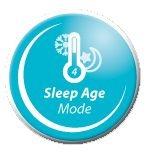 Al saselea simt Sleep - Aparat de aer conditionat Whirlpool Premium R32 SPIW312A3WF Inverter 12000 BTU