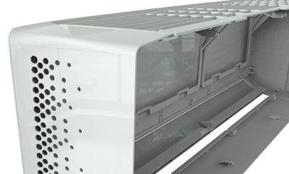 Admisie de aer 4D - Aparat de aer conditionat Whirlpool R32 SPIW 318 L Inverter 18000 BTU