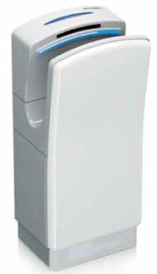 Uscator de maini Genwec BLADEflow ABS alb