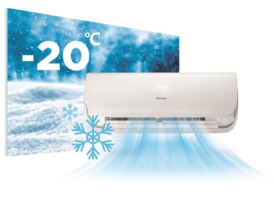 Incalzire la temperaturi scazute