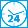 Daikin - Programator pentru 24 de ore