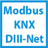 Modbus KNX Dlll-net