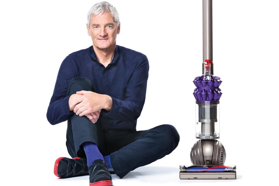 James Dyson aspiratoare fara sac