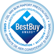 Gree - Best Buy Award